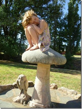 42 mushroom fairy