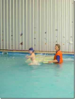 14 swimming