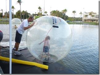 82 water ball