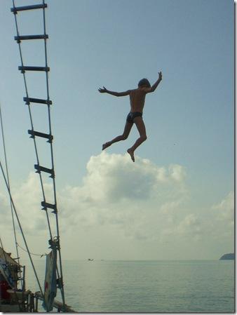 37 high dive