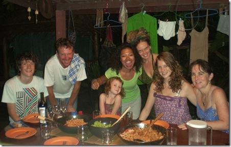 54 family dinner