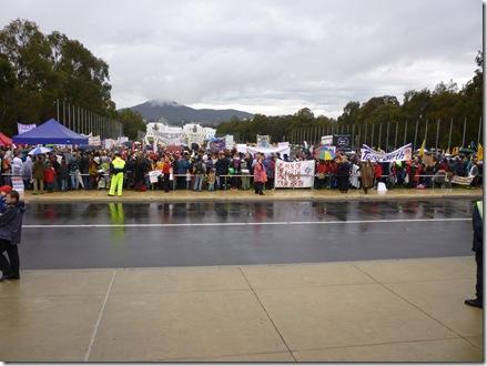 35 homebirth rally