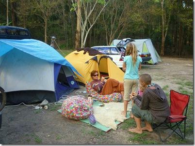 52 camp hang out