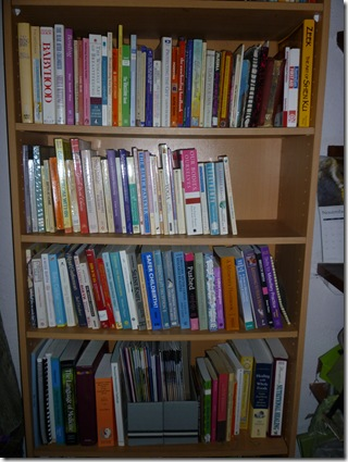 12 bookshelf