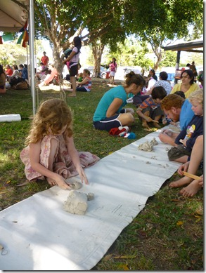 08 kids clay workshop