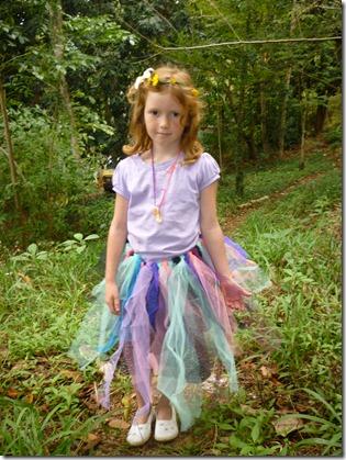 53 spring faerie skirt