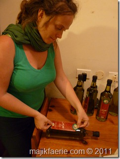 18 olive oil