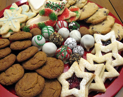 Adventures of Valley Writer: Christmas Cookie Extravaganza 2009