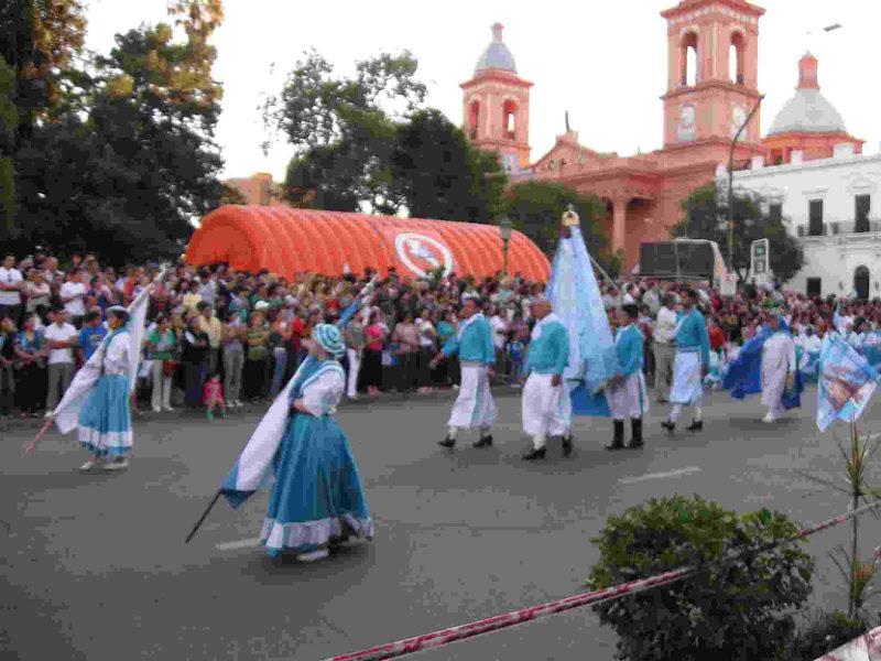 Crónicas Americanas de Ismael 2010-2011 10.procesion