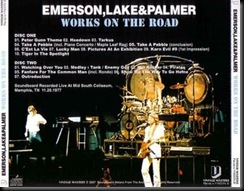 ELP-Works on the Road Back
