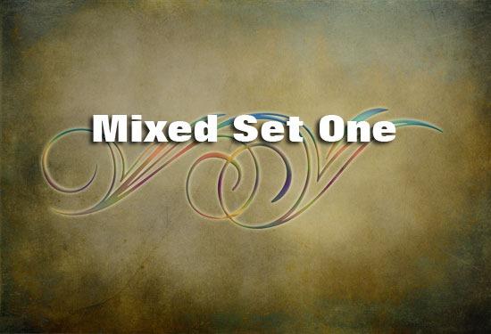 MixedSetOne-banner