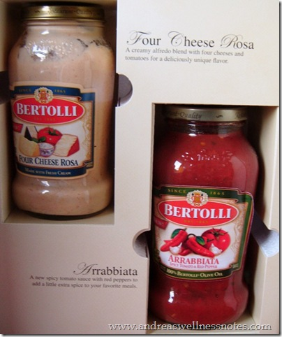 Bertolli Sauce 01