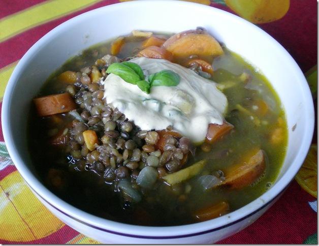 Lentil Soup 07