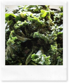 Massaged Kale with a Korean Twist