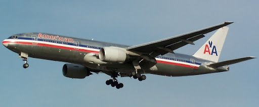 American Airlines Boeing B777-223ER N755AN