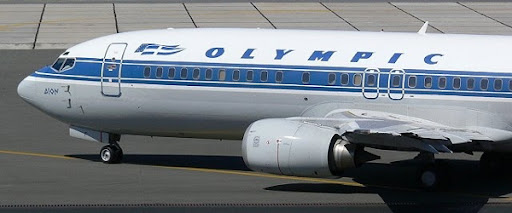 Olympic Airlines Boeing B737-484 SX-BKF