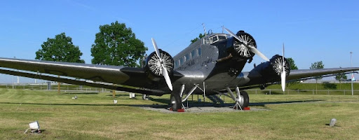 Lufthansa Junkers Ju52/3m D-ANOY (fake reg)