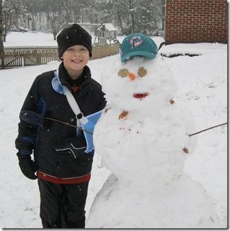z snowman