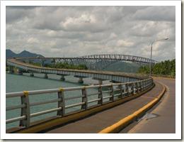 san juanico bridge - philipina