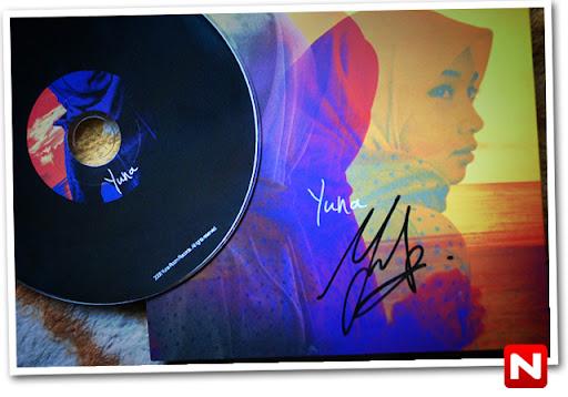 Yuna Dan Sebenarnya. EP Yuna - Dan Sebenarnya