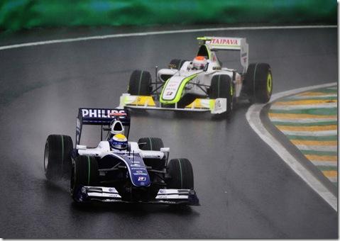 Rosberg Q1