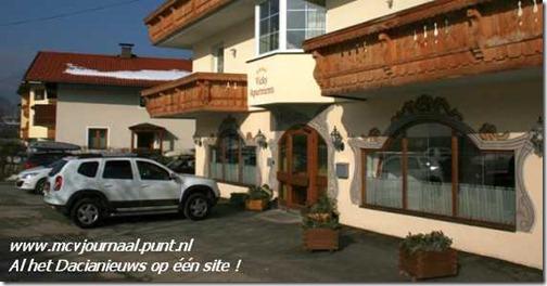 Dacia Duster Ed 08
