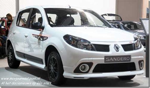 Renault Sandero GT-Line 01