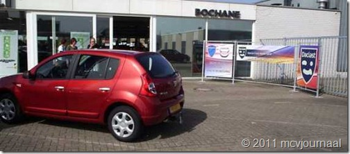 Dacia puzzeltocht 2011 01