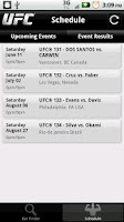 Screenshot of UFC Sports Bars