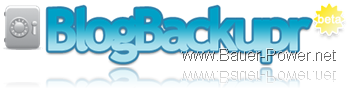 Blog Backup