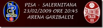 TESTATA SALERNITANA PISA SALERNITANA 1919