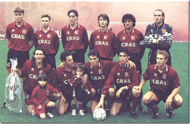 1993 1994 salernitana