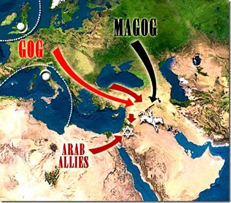 Gog, Magog & Islam