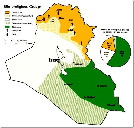Iraq Ethnic Map 2 lg