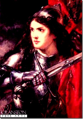 Joan of Arc. Sir John Gilbert