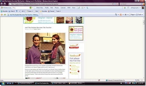 Meg Blog