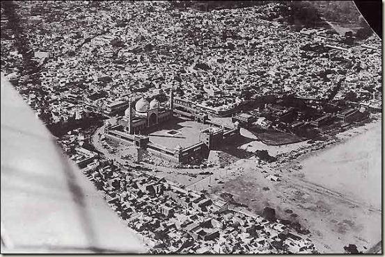 Jama Maszid Delhi 1908
