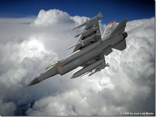 F-16 Falcon 2