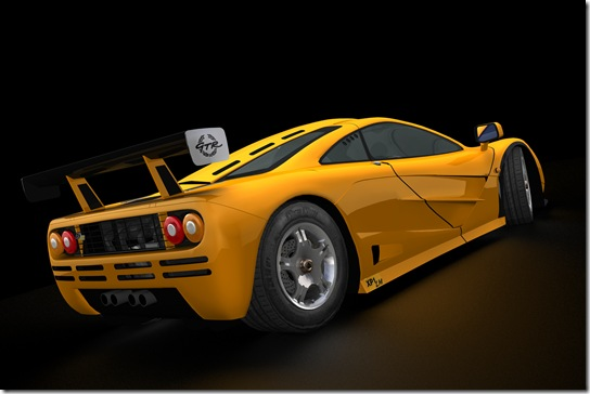 McLaren F1 LeMans Final Render 002