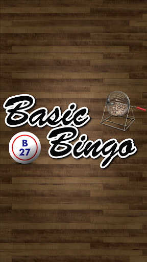 Basic Bingo Paid - screenshot