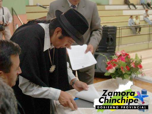 GOBIERNO PROVINCIAL Y MUNICIPIO DE YACUAMBI REALIZARÁN  MANTENIMIENTO VIAL EN CONVENIO