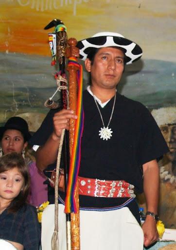 Salvador Quishpe Lozano