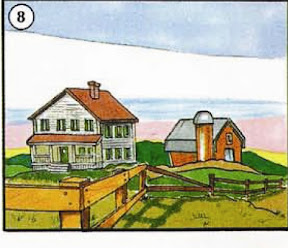 farmhouse <!  :en  >TYPES OF HOUSING AND COMMUNITIES<!  :  > place english through pictures 