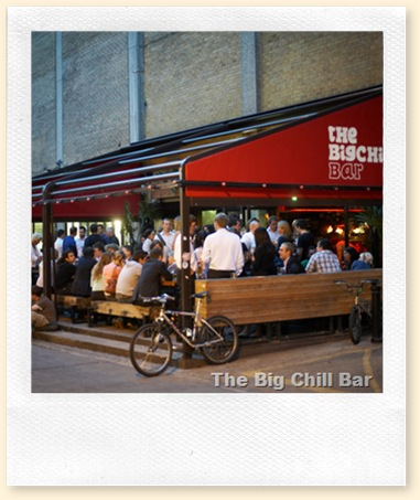 Big chill bar