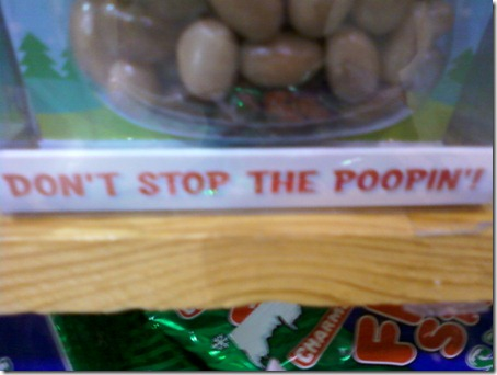 Don't Stop the Poopin'!