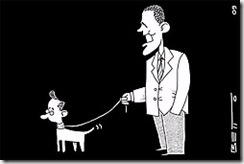 Nueva mascota de Obama