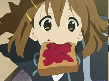 Hirasawa Yui  K-on!