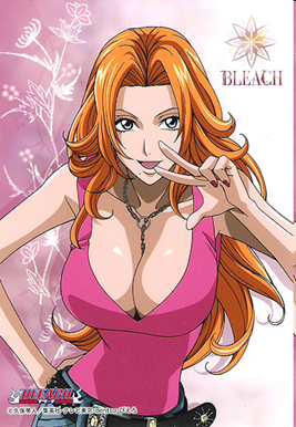 Matsumoto Rangiku  Bleach 