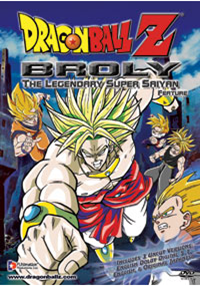 Dragonball Broly - The Legendary Super Saiyan