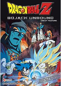 Dragonball Bojack Unbound